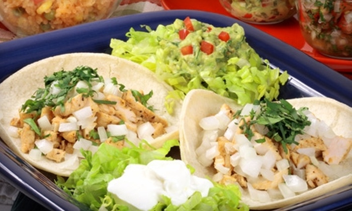 Marieta's Restaurant - North Valley: $10 for $20 Worth of Mexican Fare and Drinks at Marieta's Restaurant in Oceanside