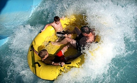 Splash Zone Water Park: 1 All-Day Admission for Guests 48