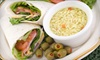 Alice's Deli - Park Place: $16 for Five Wraps and Five Cups of Soup at Alice's Deli in Naperville ($34.20 Value)