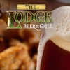 Half Off at The Lodge Beer & Grill