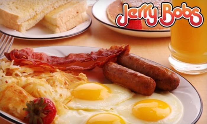 Jerry Bob's Family Restaurant - Dietz: $5 for $10 Worth of Comfort Fare at Jerry Bob's Family Restaurant