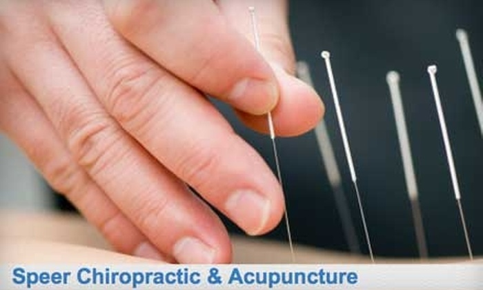 Speer Chiropractic & Acupuncture - Lenexa: $20 for One Pain-Relieving Acupuncture Session at Speer Chiropractic & Acupuncture ($50 Value)