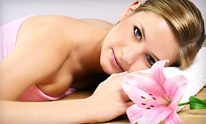 Amazing Hands Massage Therapy and Spa - Multiple Locations: Choice of Massage or Scrub at Amazing Hands Massage Therapy and Spa (Up to 70% Off). Four Options Available.