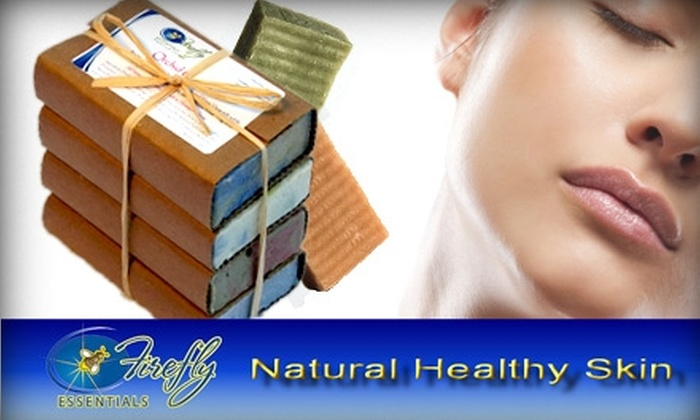 Firefly Essentials - Nashville: $15 for $30 Worth of Soaps, Lotions, and Lip Balms from Firefly Essentials