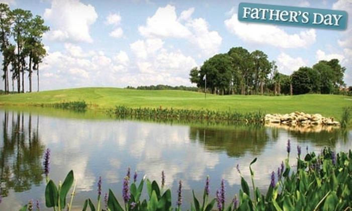 Crane's Bend Golf Course - Orange Lake Resort: $49 for Golf, Range Balls, and a Swing Analysis at Orange Lake Resort in Kissimmee (Up to $115 Value)