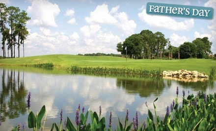 Orange Lake Resort, Crane's Bend, and Legends Walk - Crane's Bend Golf Course in Kissimmee