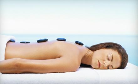 50-Minute Hot-Stone Massage Package (a $220 value) - Koolau Massage in Kaneohe