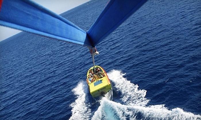 North Coast Parasail - Sandusky: $42 for One 10-Minute Parasail Ride from North Coast Parasail ($85 Value)