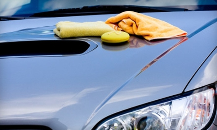 Get M.A.D. Mobile Auto Detailing - Gaslamp: Car-Detailing Services from Get M.A.D. Mobile Auto Detailing. Four Options Available.