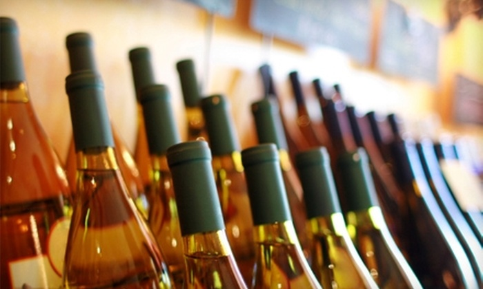 The Grape and Granary - Chapel Hill: $35 for Four Bottles of Wine at The Grape and Granary
