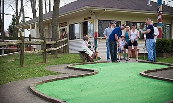 Indian Trails Miniature Golf - Kettering: $3 for One Round of Mini Golf at Indian Trails Miniature Golf (Up to $6.50 Value)