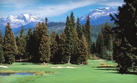 Whistler Golf Club - Whistler Golf Club in Whistler