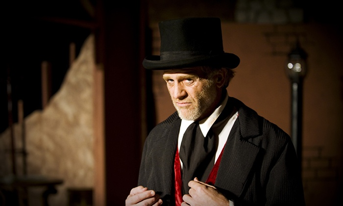 """Charles Dickens' """"Christmas Carol"""" - Hampden Hall at Englewood Civic Center: Envision Theatre presents Charles Dickens's """"A Christmas Carol"""" on December 10–13"""