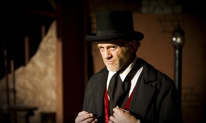 "Charles Dickens' ""Christmas Carol"": Envision Theatre presents Charles Dickens's ""A Christmas Carol"" on December 10–13"