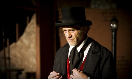 Envision Theatre presents Charles Dickens's