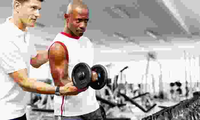Rhbc Fitness - Washington DC: $90 for $300 Worth of Personal Fitness Program — RHBC Fitness