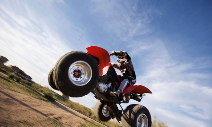 Revolve Powersports - San Carlos Park: One or Three ATV, Dirt Bike, or Motocross-Bike Oil and Drivetrain Changes at Revolve Powersports (Up to 84% Off)