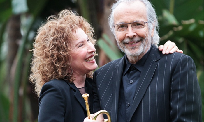Herb Alpert and Lani Hall - Florida Theatre: Herb Alpert and Lani Hall on Friday, March 4, at 8 p.m.