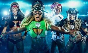 Seattle Mist: Legends Football League Game for One or Four on Saturday, April 9, at 8 p.m. or Saturday, May 14, at 7 p.m.