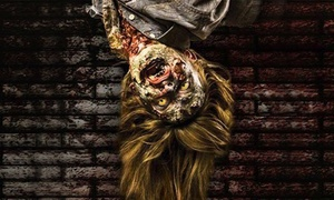 Bane Haunted House: Zombie Apocalypse Shooting Experience for Two at Bane Haunted House (Up to  Off)