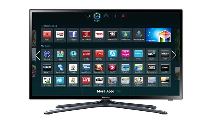 "Samsung 32"" 4300 Series 720p LED Smart HDTV: Samsung 32"" 4300 Series 720p LED Smart HDTV. Free Returns."