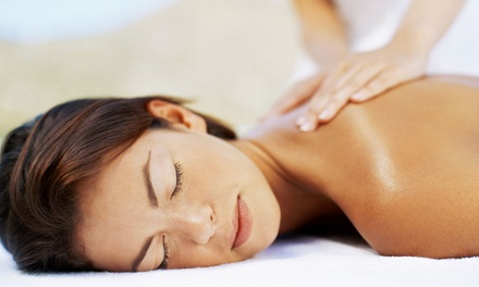 learn how to give a deep tissue massage