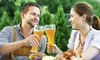 District Oktoberfest - Multiple Locations: District Oktoberfest Beer-Tasting Tour Weekend Festival on September 19 or 20 at Noon (Up to 48% Off)