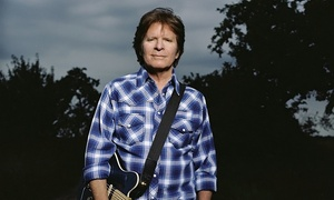 John Fogerty At Carl Black Chevy Woods Amphitheater On Sunday, May 3, At 7:30 P.m. (up To 62% Off)