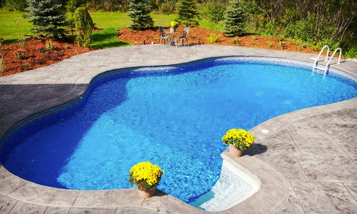 HDM Pools - Kissimmee: One or Two Months of Residential Pool Cleaning or One Month of Commercial Pool Cleaning from HDM Pools (Up to 60% Off)