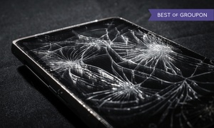 Ist Comm: iPhone or iPad Screen Repair at Ist Comm (Up to 55% Off). Four Options Available.