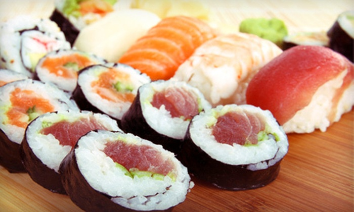 Soya - Yates: $20 for $40 Worth of Sushi and Hibachi-Grill Cuisine at Soya