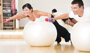 Greco Fitness: CC$55 for One-Month Gym Membership at Greco Fitness (CC$109 Value)