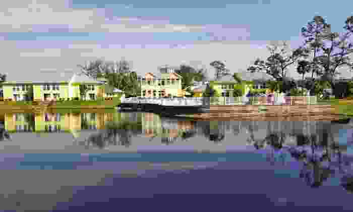 Barefoot'n Resort - Kissimmee, FL: Stay at Barefoot'n Resort in Kissimmee, FL. Dates Available into September.