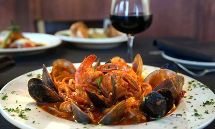 Cafe Zalute - Rosemont: Fine Italian Dinner at Cafe Zalute (Up to Half Off). Two Options Available.