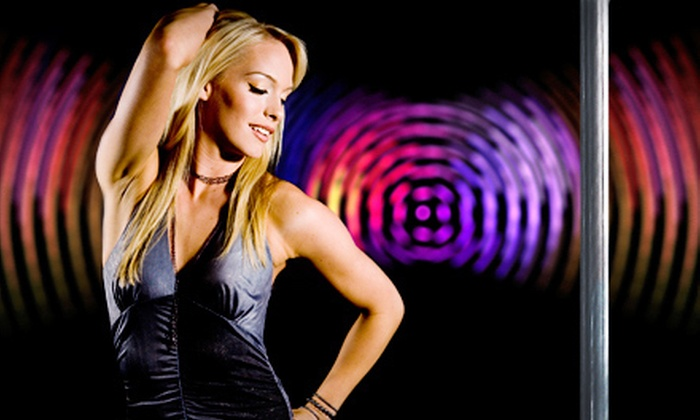 VIP Women's Dance - Jacksonville Beach: 4 or 10 Pole-Fitness Classes at VIP Women's Dance in Jacksonville Beach (Up to 60%)