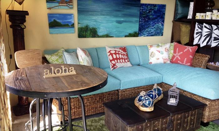 Bali Designs - Kalihi - Palama: Indonesian Furniture and Decor at Bali Designs (Half Off). Three Options Available.