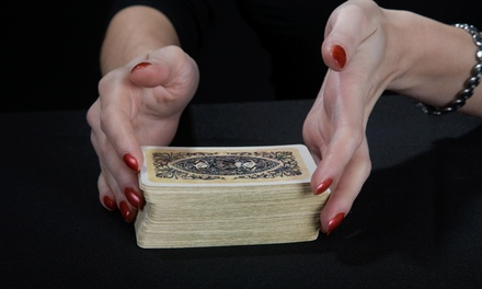 45-Minute Tarot Card Reading at Madame B Wishful (43% Off)