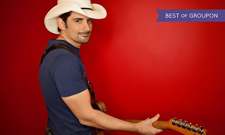 Brad Paisley at Walnut Creek Amphitheatre on Saturday, May 16 (Up to 55% Off)