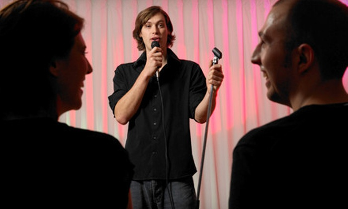 Laugh Comedy Club - Mishawaka: $12 for a Comedy Night for Two at Laugh Comedy Club (Up to $25 Value)