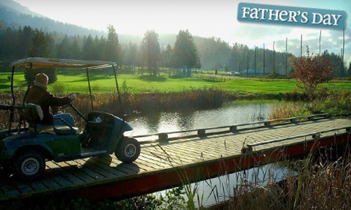 Bridal Falls Golf Club - Rosedale: 18 Holes of Golf for Two on Weekdays or Weekends and Holidays at Bridal Falls Golf Club