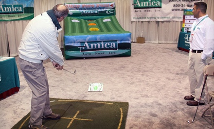 Southern New England Golf Expo on Sat., Feb. 18-Sun., Feb. 19: 2 General-Admission Tickets - Southern New England Golf Expo in Providence
