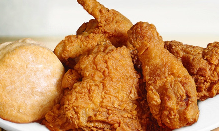 Claude & Annie's - Harrison Green: Fried Chicken and Drinks for Two or Four at Claude & Annie's in Fishers (Up to 55% Off)