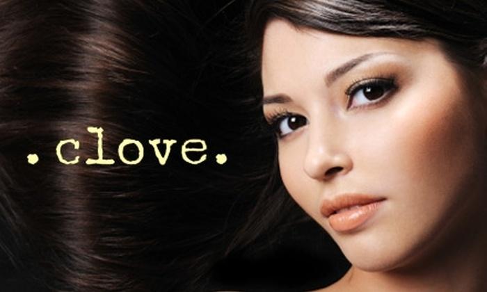 Clove Salon - Downtown: $45 for $125 Worth of Hair Services at Clove Salon