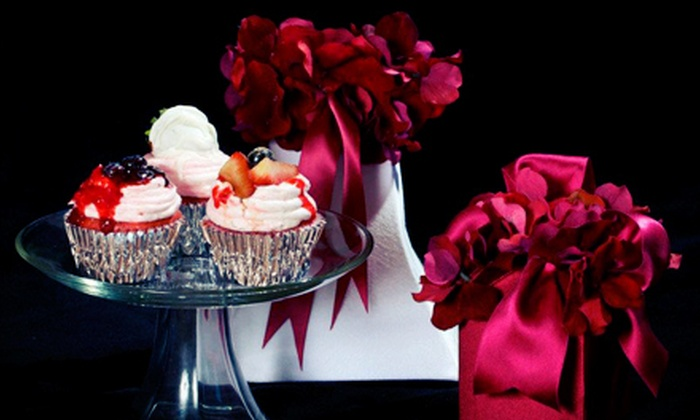 Sweet Chateau - Belleville: One or Two Dozen Cupcakes at Sweet Chateau (Up to 52% Off)