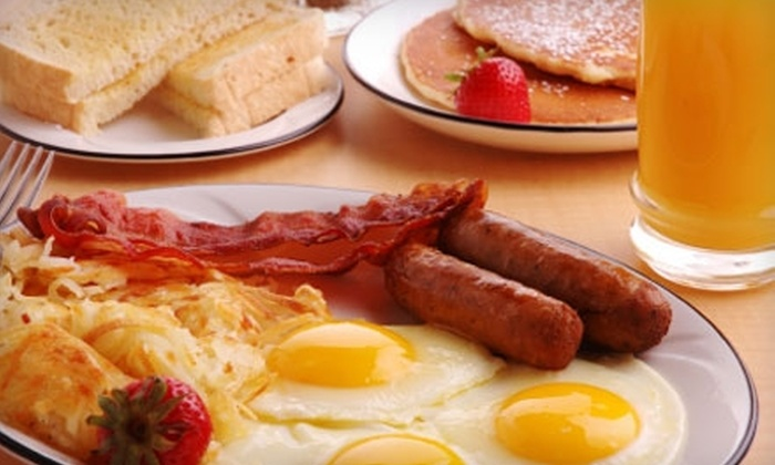 Fairfield Inn & Suites by Marriott and Black Bear Diner in Natomas - Multiple Locations: $59 for One-Night Stay at Fairfield Inn & Suites by Marriott and Breakfast for Two at Black Bear Diner in Natomas (Up to $182.98 Value)