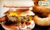 Willamette Burger Company - Salem: $7 for $14 Worth of Gourmet Burgers and Brews at Willamette Burger Company
