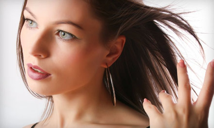 Extreme Hair - Wyoming: Feather Extensions or Fusion Extensions at Extreme Hair in Wyoming