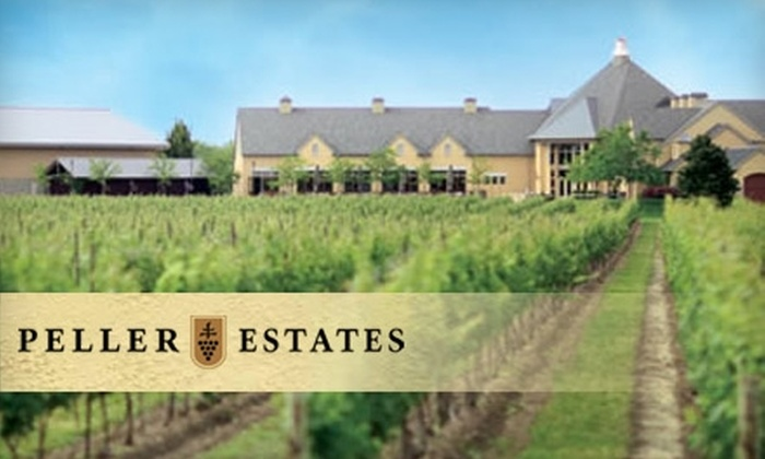 Hillebrand Winery - Multiple Locations: $10 for a Wine Country Touring Pass ($20 Value)