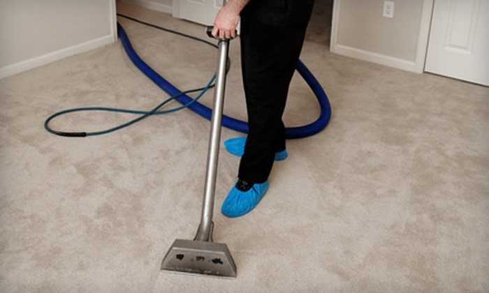 Airfresh Cleaning Systems - Upper Hill: Carpet Cleaning in Three Rooms, Four Rooms, or an Entire House from Airfresh Cleaning Systems (Up to 56% Off)