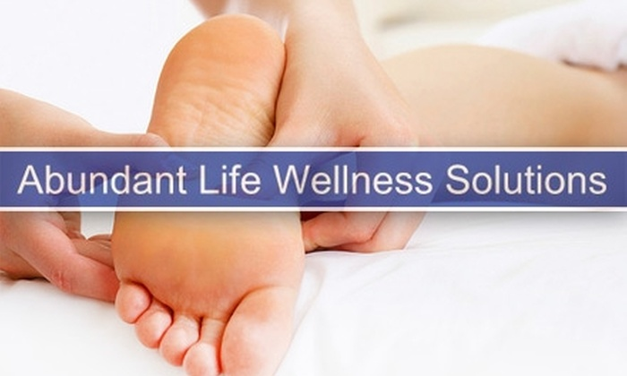 Abundant Life Wellness Solutions  - Memphis: $29 for an Hour of Reflexology with Abundant Life Wellness Solutions ($65 Value)